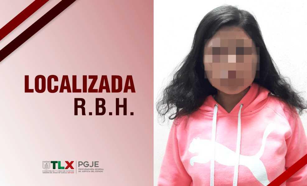 Es localizada mujer reportada como extraviada, ya vivía con su novio