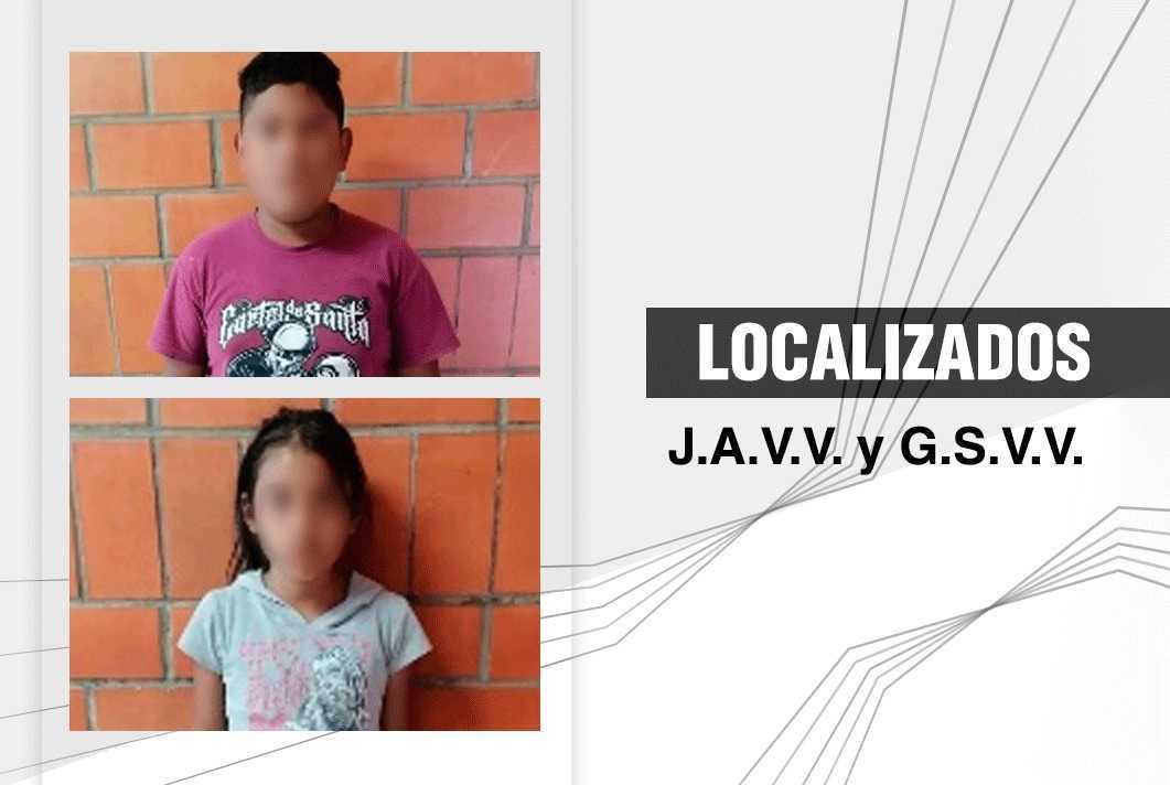 Encuentran a niños desaparecidos en Contla de Juan Cuamatzi