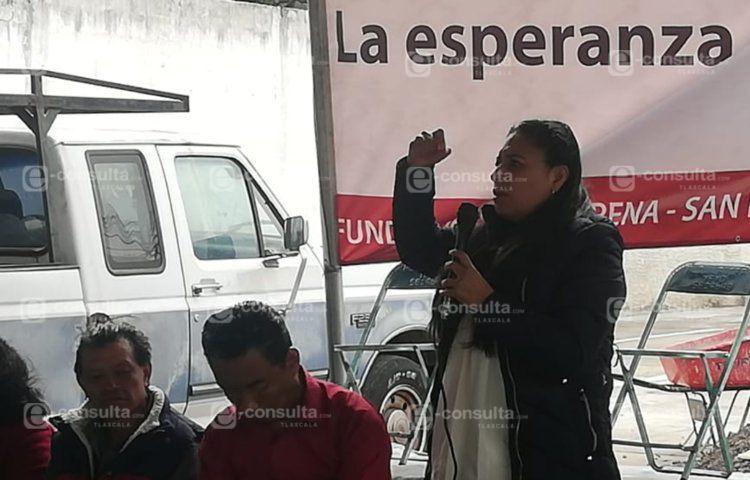 Ana Lilia vulgar y desesperada tiene miedo de quedar fuera en el 2021