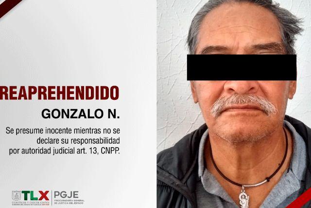 Detienen en Tlaxcala a sujeto golpeador originario de Jalisco