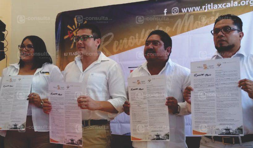 Corriente RJ del PRD lanza convocatoria para renovar compromisos