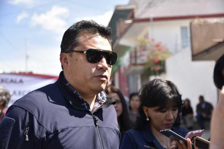 Logra comuna de Tlaxcala recurso adicional en materia de seguridad