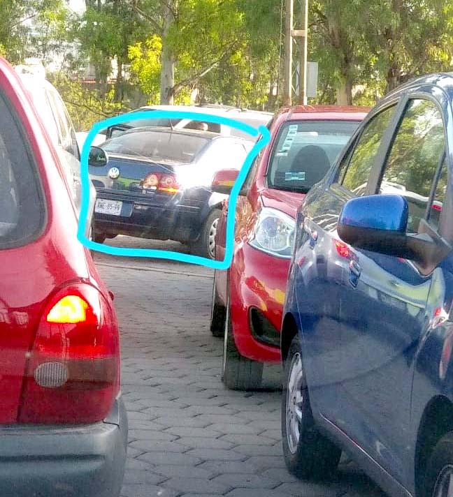 Lord roba calles atemoriza a automovilistas