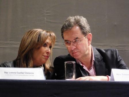 Encabeza futuro secretario de Educación de AMLO foro en Tlaxcala