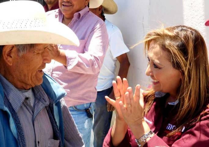 Va Lorena por pensión universal para adultos mayores