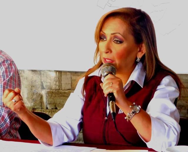 Lorena Cuéllar presenta Decálogo en materia de Seguridad Pública