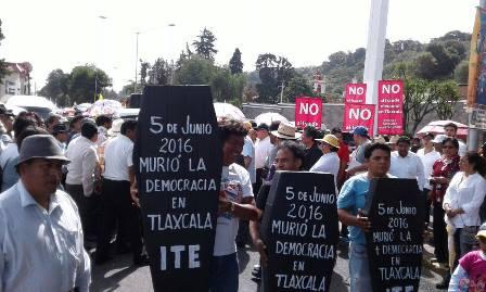 """Insiste Lorena en """"defender el voto"""" y asegura que habrá segunda vuelta"""