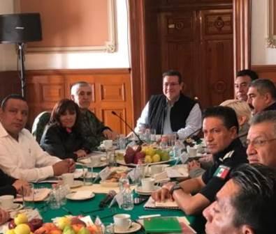 Instalan en Tlaxcala Mesa de Coordinación para la Construcción de la Paz