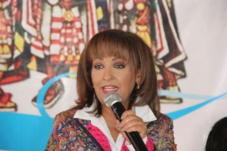 Lorena Cuéllar demanda nulidad de elección de Gobernador