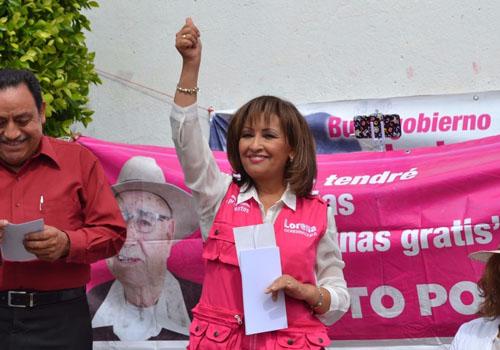 Impugna Lorena Cuéllar elección de gobernador ante TEPJF