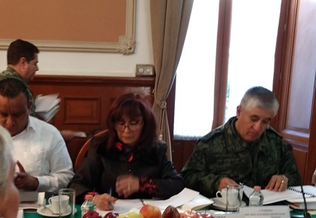 Inicia Lorena Cuéllar su nueva labor como delegada federal