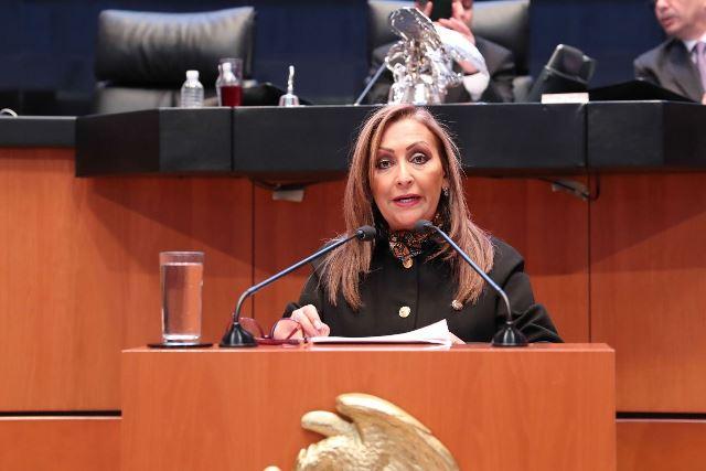 Lorena Cuéllar ahora busca beneficiar a los jóvenes