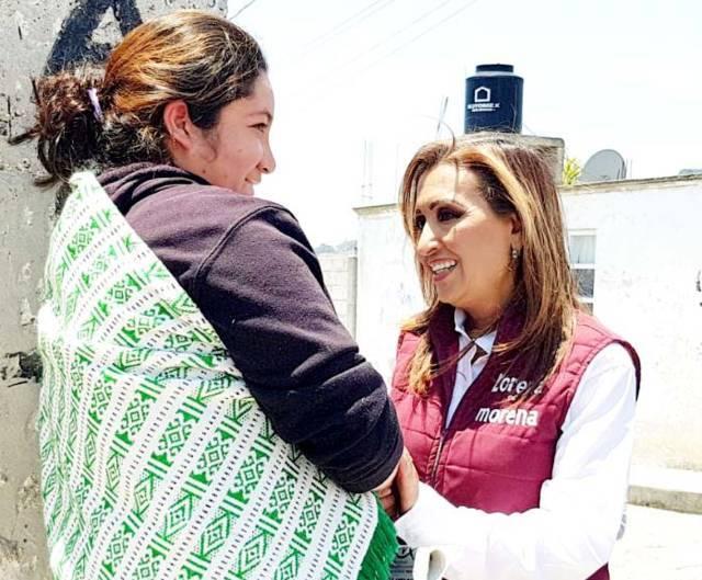 La Mujer es prioridad para el gobierno que encabezará AMLO: Lorena