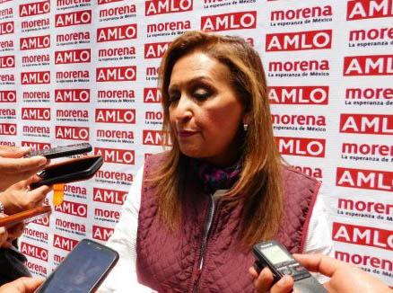 Lorena afirma no ser la autora de rumor que implicó a Amaro