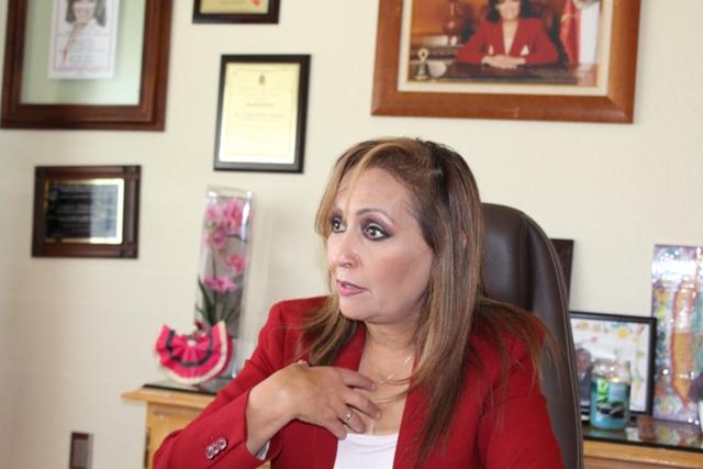 Violencia política de género no rindió a Lorena Cuéllar