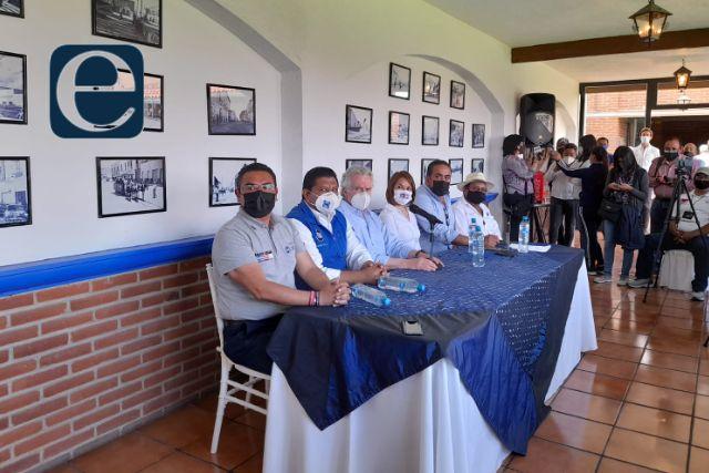 Julio Cesar y Santiago Creel pactan rescatar a México y a sus instituciones