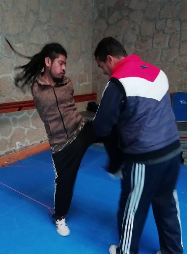 Gana parataekwondoin tlaxcalteca tercer lugar en Preselectivo Nacional
