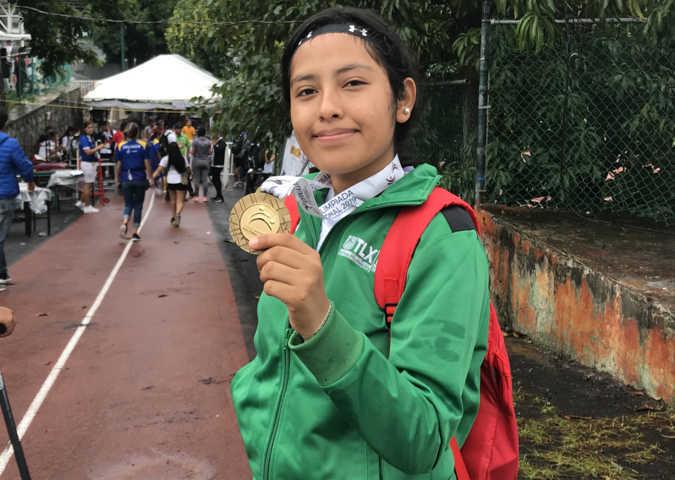 Finalizó Tlaxcala con 26 medallas participación en Paralimpiada Nacional 2019