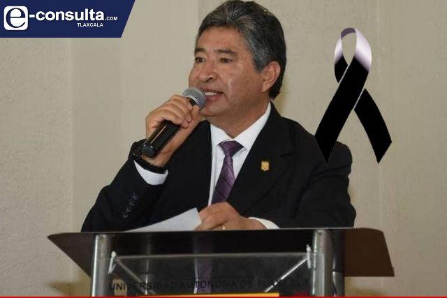 Muere Rubén Reyes ex rector de la Universidad Autónoma de Tlaxcala