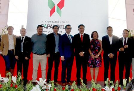 El trabajo en equipo da mejores resultados a los tlaxcaltecas: MCH
