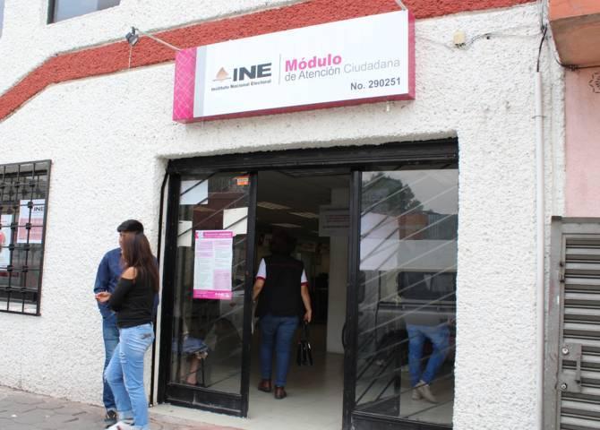 Del 18 al 21 de abril, suspenderán MAC del INE Tlaxcala actividades registrales