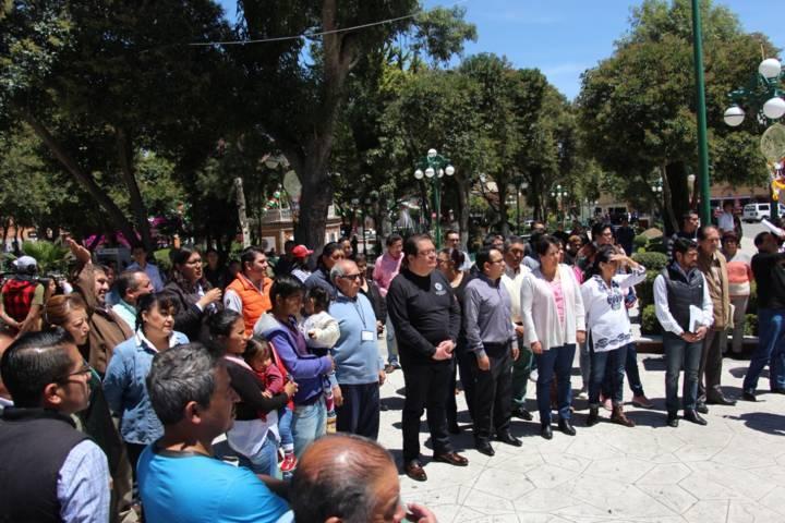 Ayuntamiento se suma al macro simulacro en el Día Nacional de Protección Civil