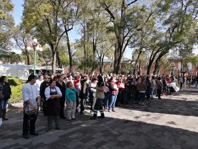 Participará comuna de Tlaxcala en Macrosimulacro Nacional 2020