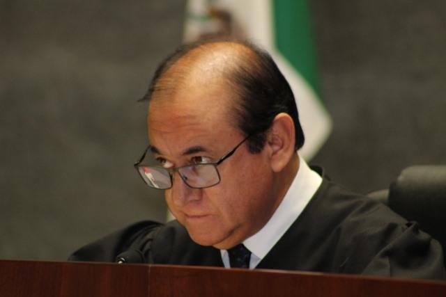 Presidente del Consejo de la Judicatura rinde informe semestral