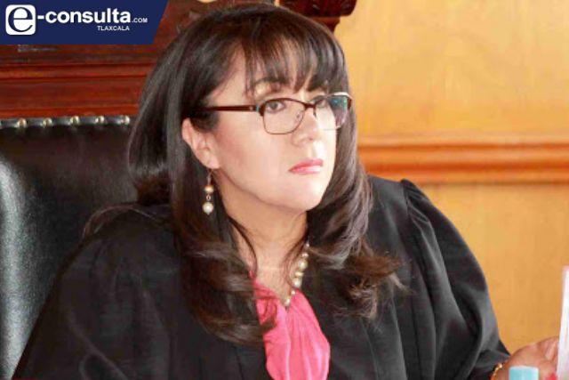La magistrada Elsa Cordero debe dejar el cargo en marzo, concluye el Legislativo