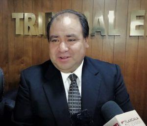 Eligen a magistrado del TET, Miguel Nava, como vicepresidente de la AMMEL