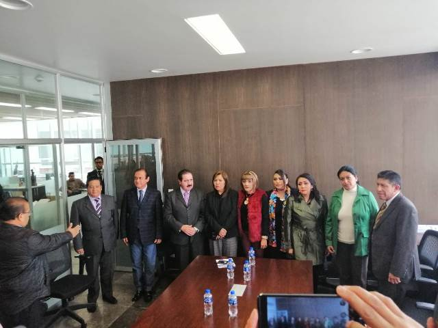 Magistrados anuncian un frente jurídico contra Héctor Maldonado