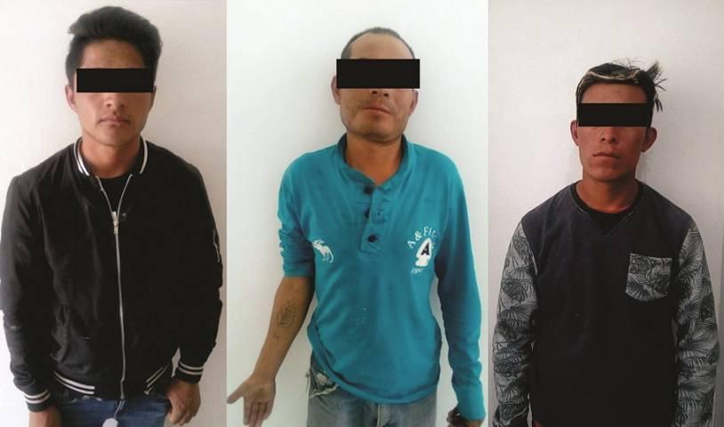 Presuntos ladrones de celulares son puestos en libertad por falta de denuncia del afectado
