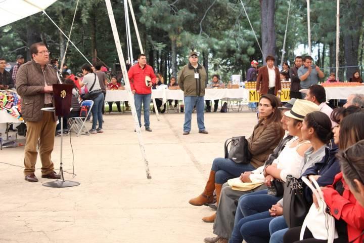 Alcalde encabezó 80 aniversario de la Malinche como área natural protegida