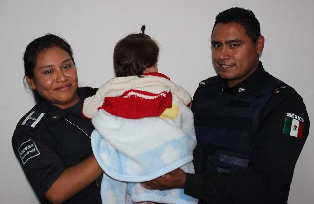 Madre de niña rescatada en Puebla fue atacada a puñaladas en SPM