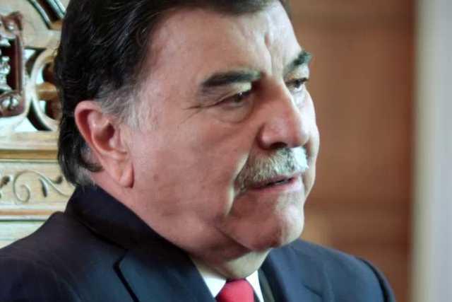 Mariano González Zarur mueve los hilos de Tongolele