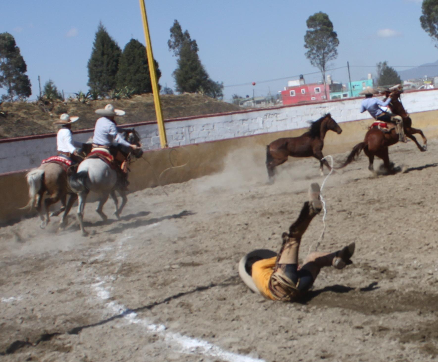 Entusiasta actividad deportiva en Apizaco durante su Feria 2015