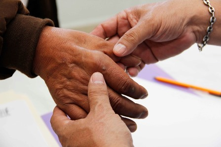 Realizan valoración para jornada de cirugía extramuros de mano