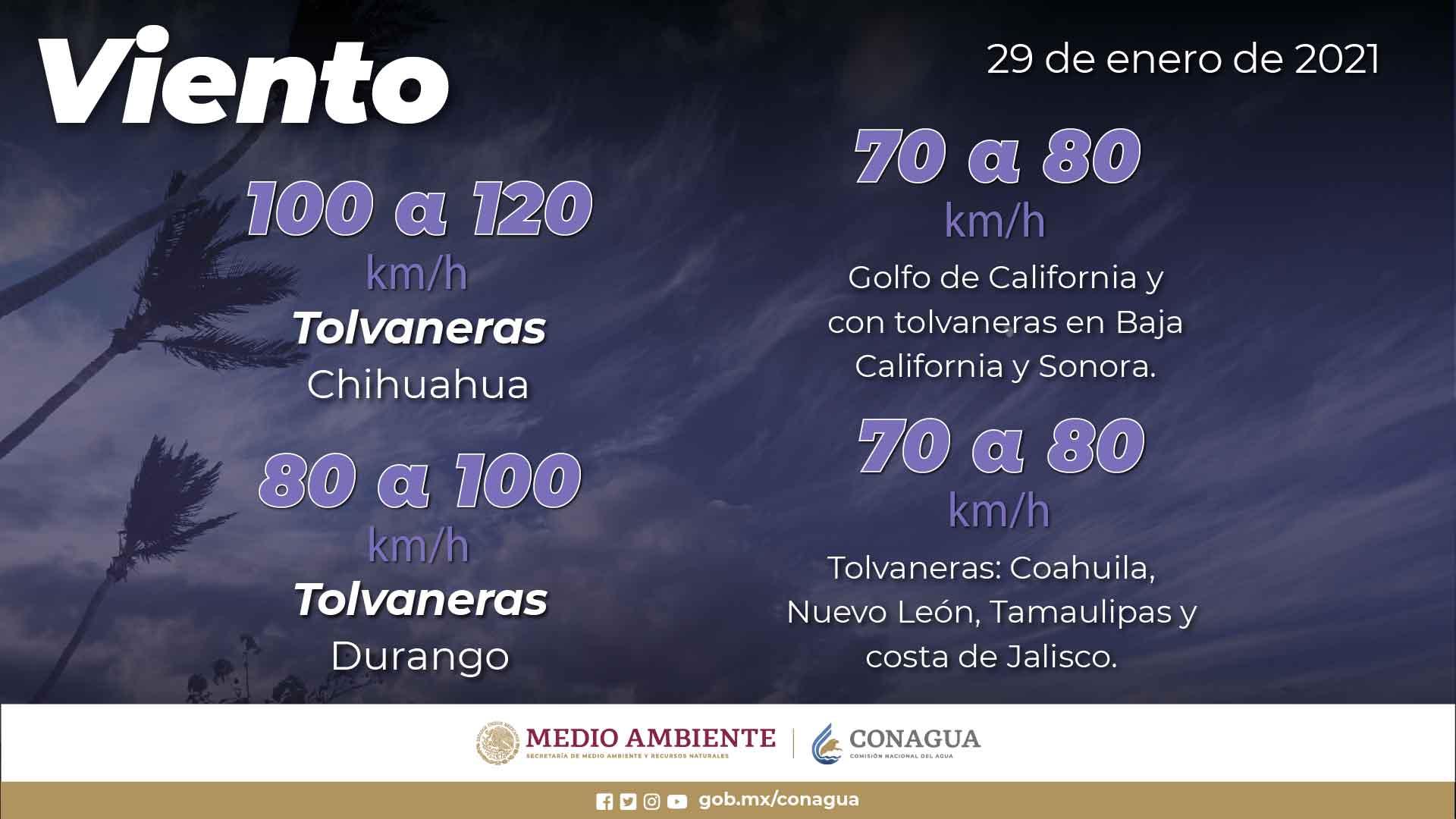 Bajarán las temperaturas en gran parte de los municipios de Tlaxcala
