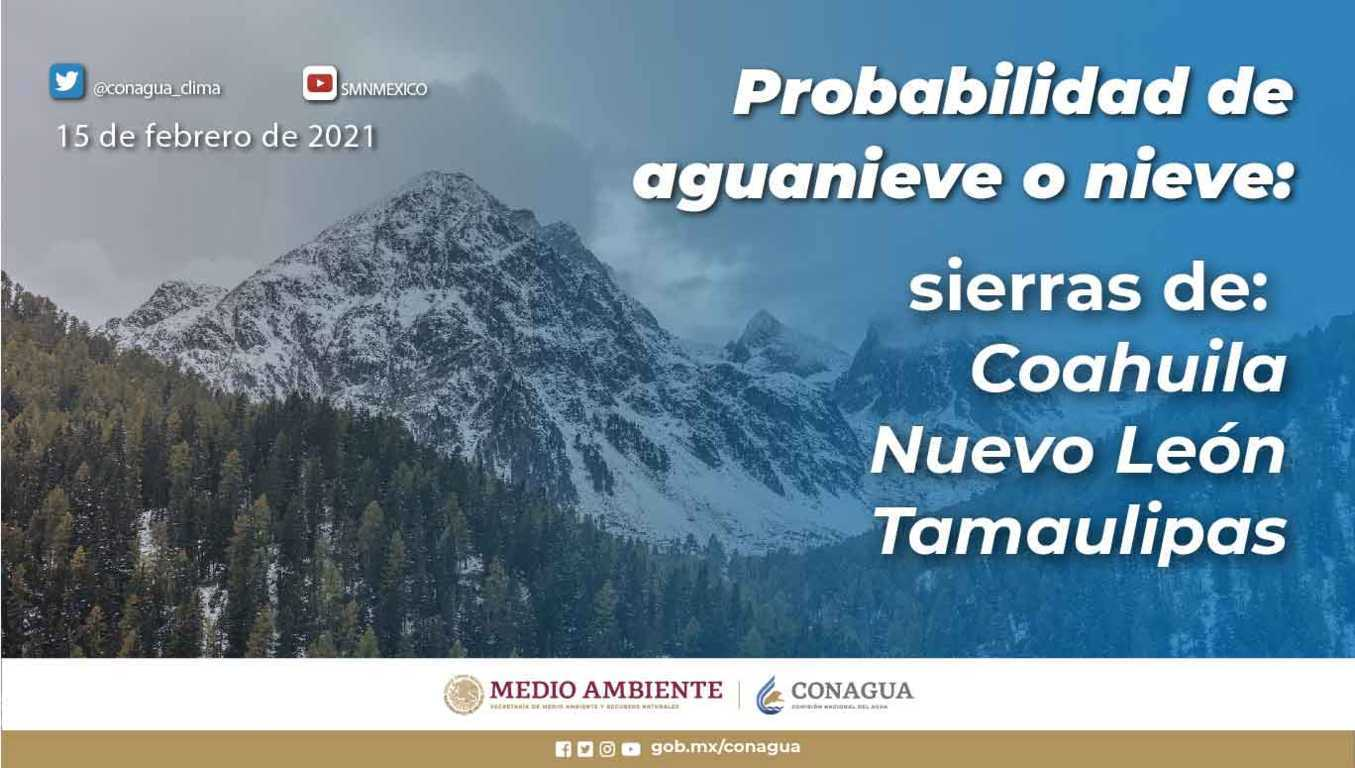 Se esperan lluvias en Tlaxcala durante este inicio de semana