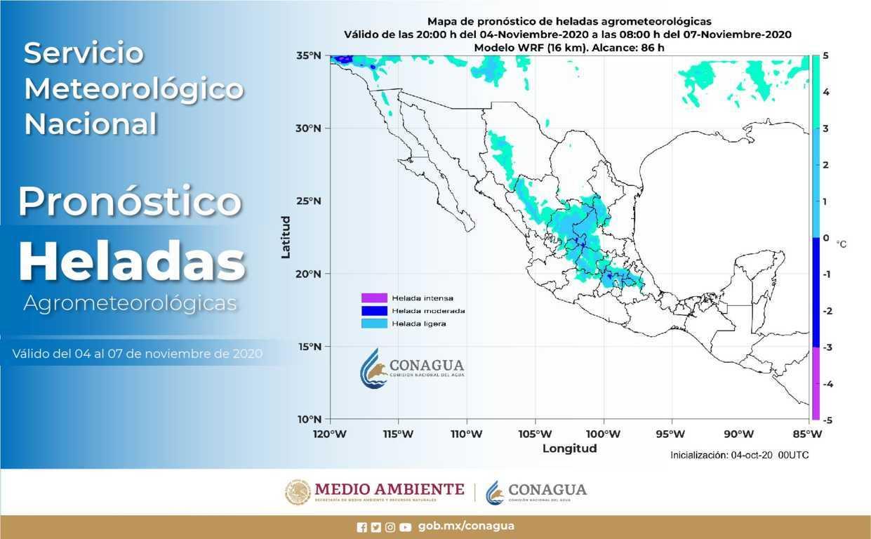 Se intensifica fenómeno de La Niña en el Pacífico ecuatorial