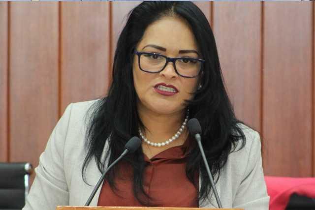 Diputada de MC es señalada por negar apoyo a Teolocholco