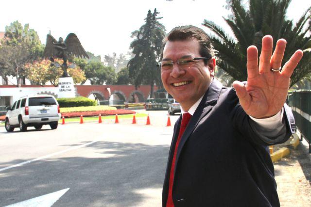 Mañana viajará a China el gobernador Marco Mena