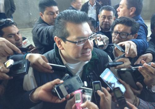 El gobernador de Tlaxcala va contra los