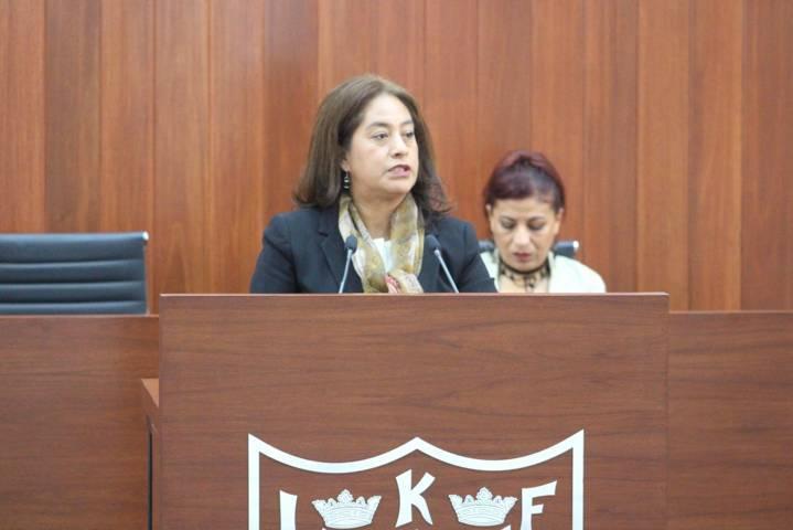 Propone Ana Bertha Mastranzo Reformas A Ley De Los Derechos De Niños
