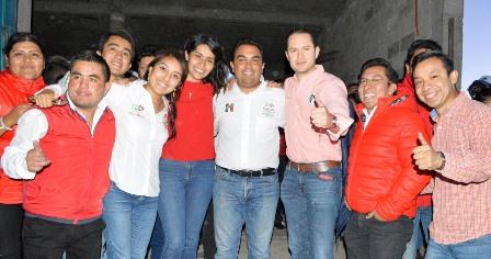 Los jóvenes factor de cambio en estas elecciones: Villalobos