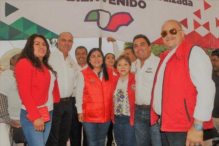 Buscan generar una potencia agroindustrial en el norte de Tlaxcala