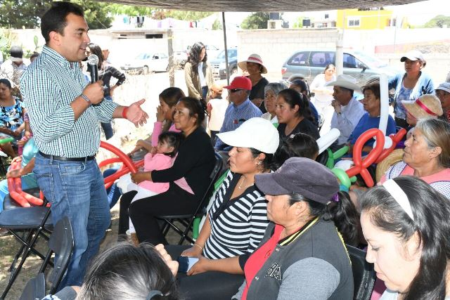 Defender programas sociales compromiso de Mariano González