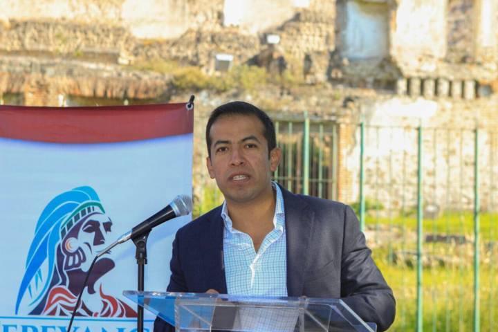 Clausura alcalde de Tepeyanco semana de prevención del delito