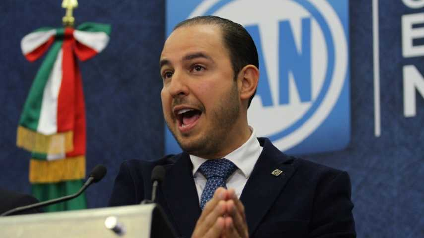 Líder nacional del PAN da banderazo rumbo al 2021