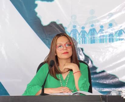 Desmienten inasistencias de Marlene y parálisis del IAIP